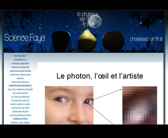 sitebrainsuzannefaye CONCEPTION DIMAGES, GRAPHISME